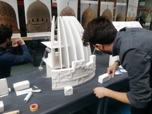 Construccion cupula cairota