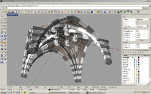 Diseño Boveda 3D